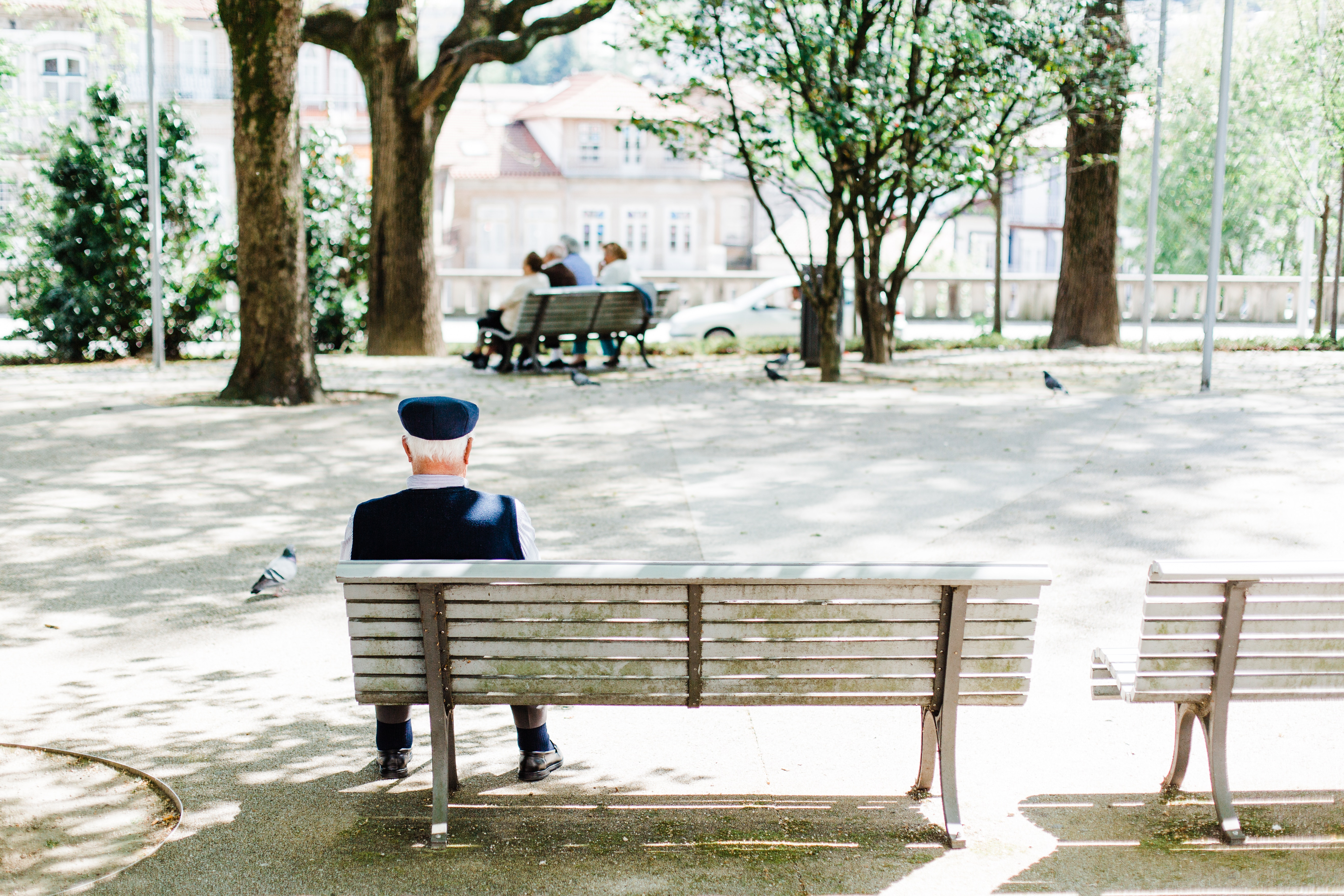 How better transport can help tackle loneliness
