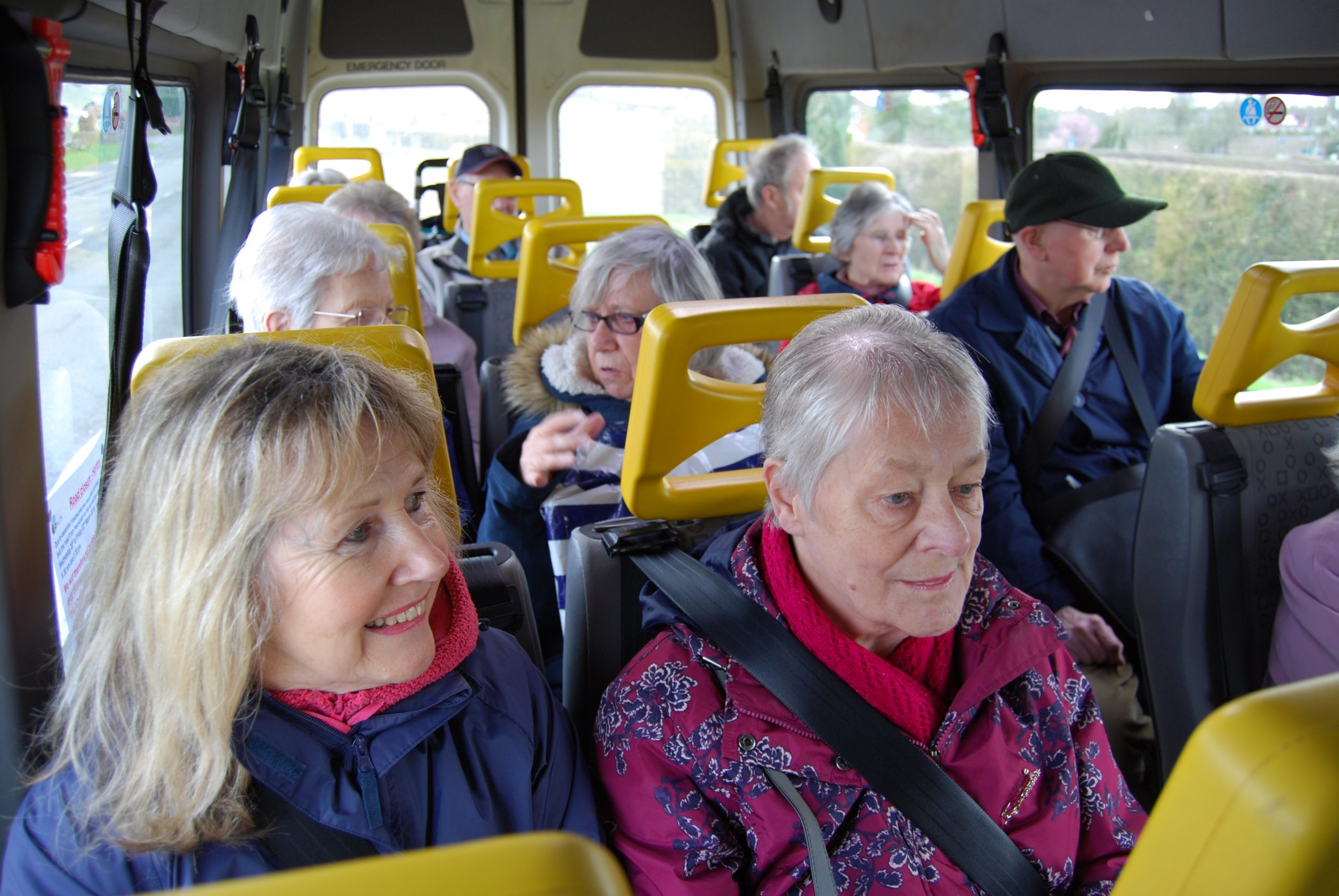 Community Transport connecting people with places